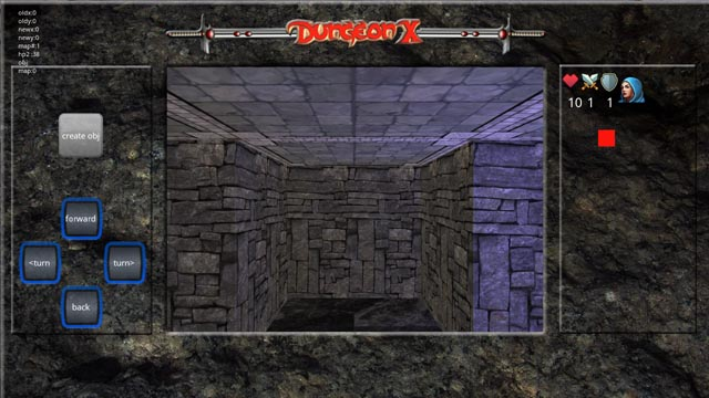 3d dungeon rogue-like